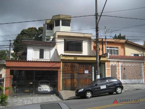 Sala Para Alugar, 90 M² Por R$ 1.760,00/mês - Baeta Neves - São Bernardo Do Campo/sp - Sa0572