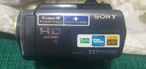 Filmadora Sony Handycam Hdr Xr-150