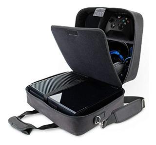 Usa Gear Ee. Uu. Xbox One X Y S Travel Case