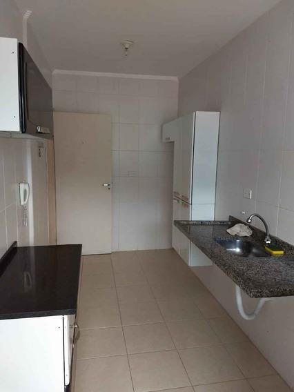 Apartamento À Venda Na Av Governador Mario Covas Junior, Jardim Marina, Mongaguá - Sp - Liv-4207