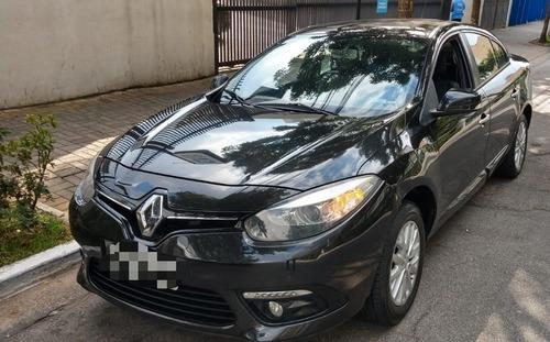 Renault Fluence 2.0 Dynamique Plus X-tronic Hi-flex 4p