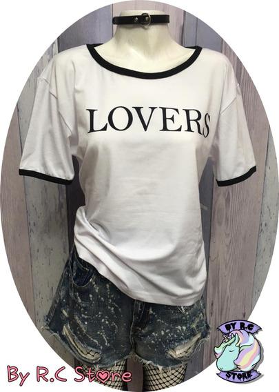 Remera Bts Lovers O Taehyung Diseño A Elección K Pop