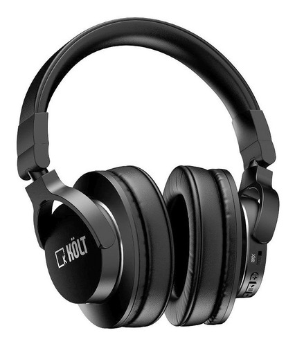 Auriculares Bluetooth Kolt K-340bt Negro Con Microfono P
