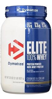 Elite 100% 2lb Dymatize Nutrition + Shaker Ultimate