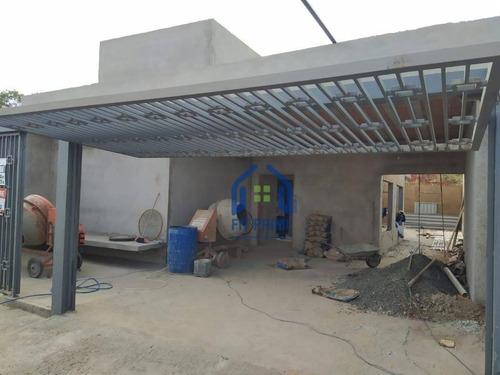 Casa Com 3 Dormitórios À Venda, 140 M² Por R$ 270.000,00 - Setsul - São José Do Rio Preto/sp - Ca2402