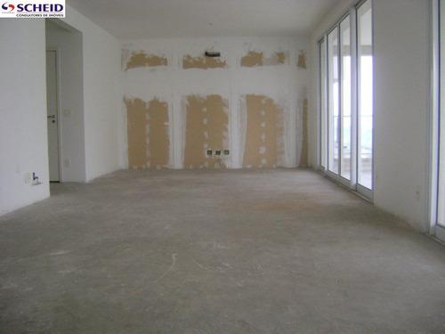 Imagem 1 de 15 de Apto Com 4 Suítes, Sala Ampla, 4 Vagas. - Mc1226