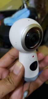 Cámara Samsung Galaxy Gear 360 4k