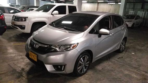 Honda Fit Lx Automático - Jcp417
