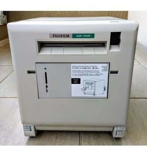 Impressora Ask 2500