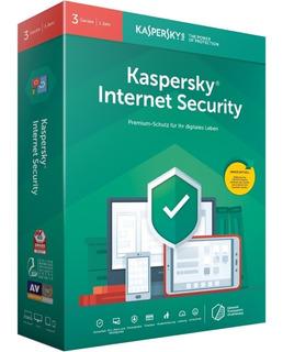 Kaspersky Internet Security 2020 1pc Dispositivo 1 Año Nuevo