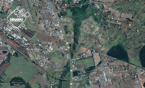 Área Comercial À Venda, Anhaguera, Ribeirão Preto - Ar0038