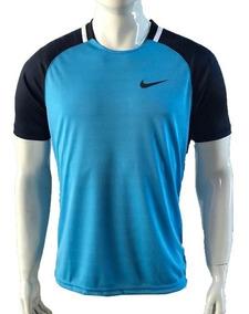 Camiseta Camisa Academia Dry Fit Treino Lisa