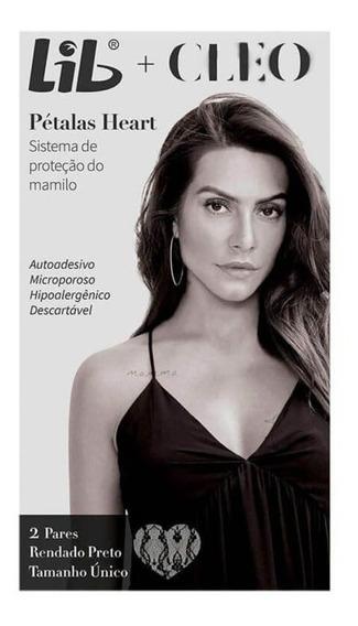 Lib Pétalas Modelador Seios Cleo Heart Tamanho U C/2