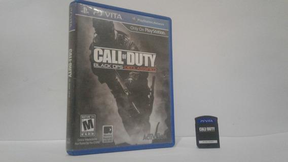 Ps Vita Call Of Duty Desclassifications_psvita_ Jogo