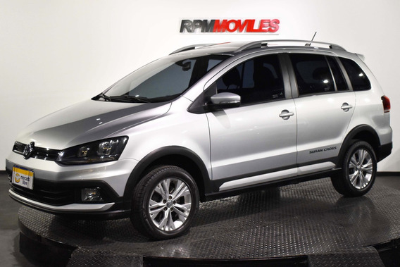 Volkswagen Suran Cross 1.6n Highline Ln 2018 Rpm Moviles