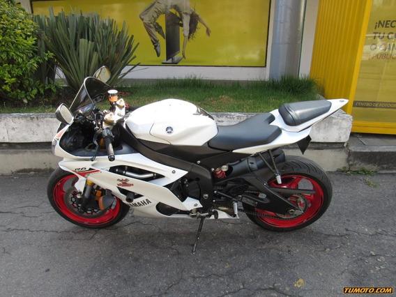 Motos Yamaha Yzf R6