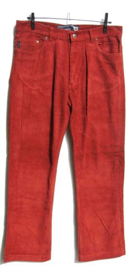 Legacy Pantalon Hombre T34 Corderoy Rojo (ana.mar)