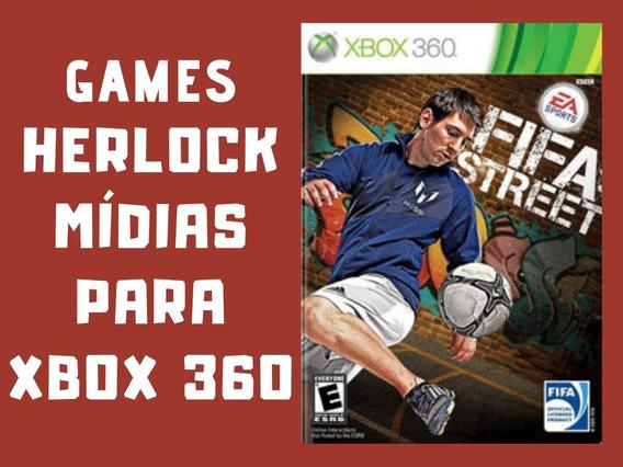 Fifa Street Xbox 360 - Mídia Digital