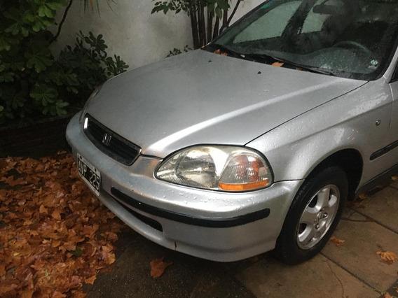 Honda Civic Ex, Manual, Japones, Impecable