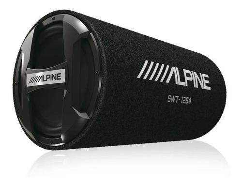 Bazooka  Alpine Swt-10 + Potencia Bbx-t600  Modelo Nuevo