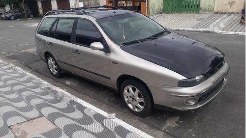 Fiat Marea Weekend Elx 2001 Com Débitos De Documentação
