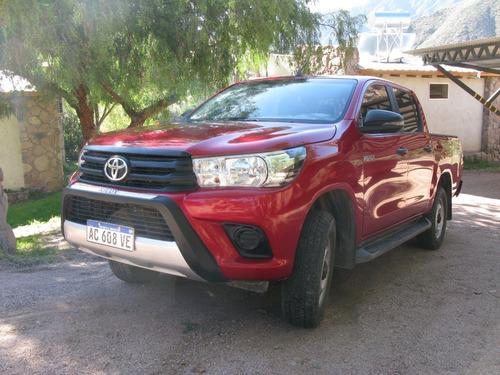 Toyota Hilux 2.4 - 4x2