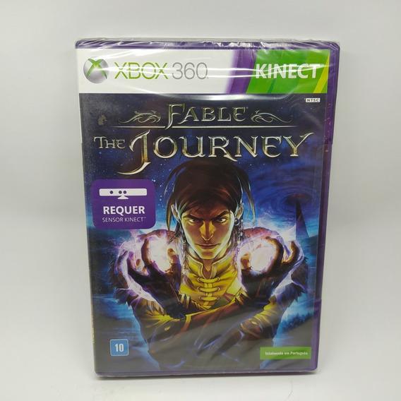 Fable The Journey Xbox 360 Mídia Física Lacrado Novo