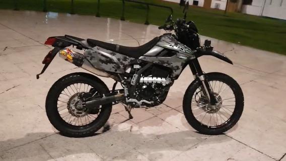 Ganga Klx 250 Modidicada