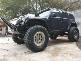 Jeep Wrangler Rubicon Crawler Modificado 42s Supercargado