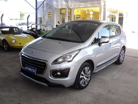Peugeot 3008 Griffe Top 1.6 Zero De Entrada + 60x Fixas