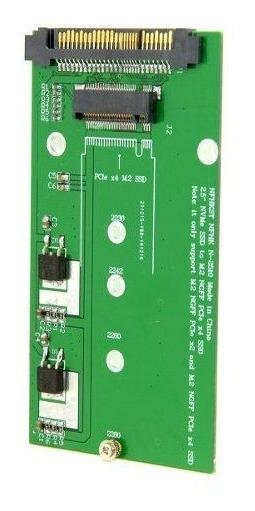 Adaptador Cy Sa-211 Sff-8639 Nvme U.2 A Ngff M.2 M-key Pcie