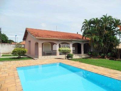 Chácara Com 2 Dormitórios À Venda, 1000 M² Por R$ 650.000 - Condomínio Santa Inês - Itu/sp - Ch0298