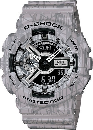 Relogio Casio G-shock Ga110sl 8adr - Original - Frete Gratis