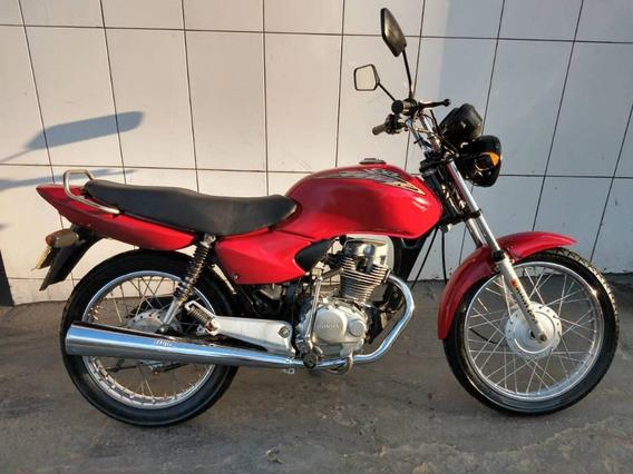 Honda Cg-125 Titan Es
