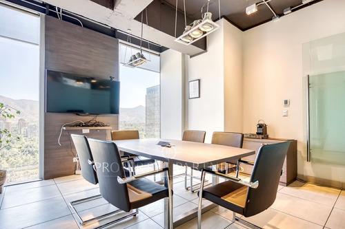 Estupenda Oficina En Cerro El Plomo ( Uf/m2, 91,7)