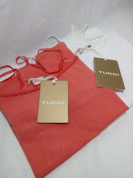Musculosas Tucci Luisina Talle S / Xs. Nuevas!