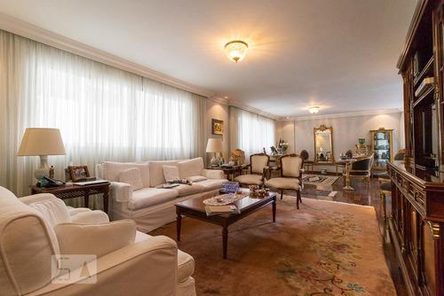 Apartamento À Venda - Jardim Paulista, 4 Quartos,  230 - S893009306