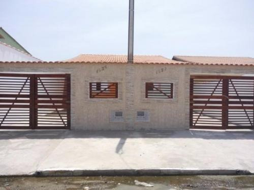 Casa No Agenor De Campos - Mongaguá 7139 | Sanm