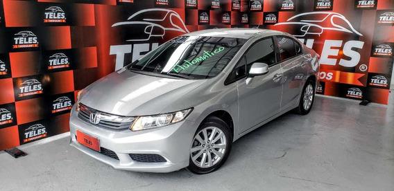 Honda- Civic Lxs 1.8 16v At