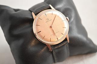 Reloj Certina Swiss A Cuerda Leer