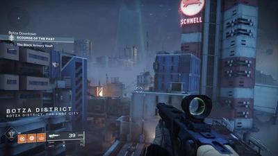 Destiny 2 Flagelos Do Passado Xbox One