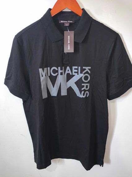 Camisa Tipo Polo Michael Kors Mediana