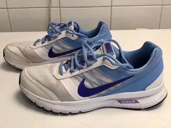 Zapatillas Deportivas Nike Air / Para Mujer / Usadas / 8us.