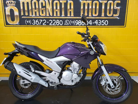 Yamaha Fazer Ys 250 - 2013 - Roxa - 98604 - 4350 Welington