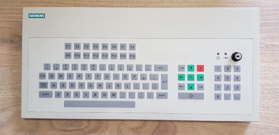Teclado Siemens 6av9020-1db00 Simatic S7 Pbt20 Keyboard