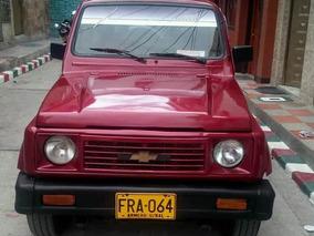 Vendo Carro Chevrolet Samurai 4x4 Con Bajo