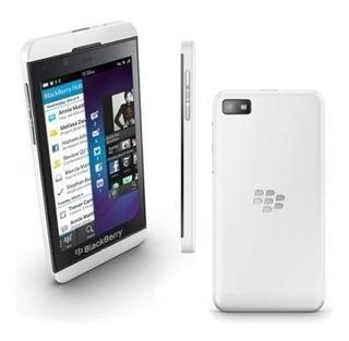 Blackberry Z10 White/ Não Funciona / Sucata P/ Retirar Peças