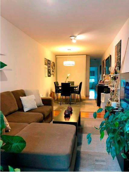 Apto 1 Dormitorio Al Frente, Excelentes Terminaciones, 66m2.