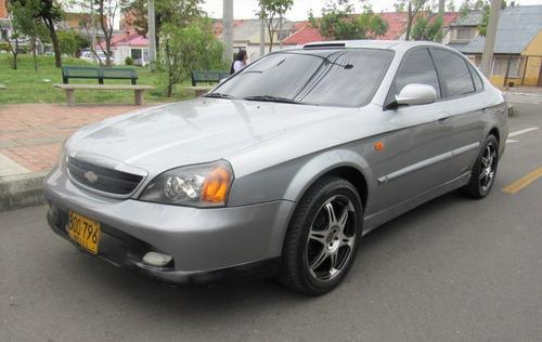 Imagen 1 de 12 de Chevrolet Epica Lt