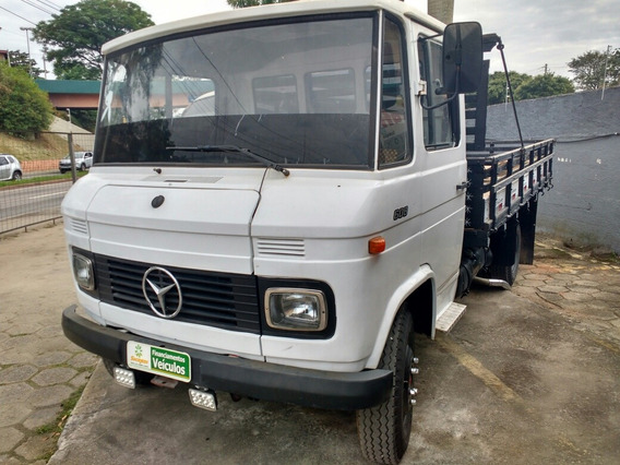 Mercedes-benz L 608 Carroceria